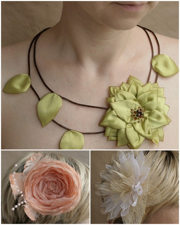 flowers-necklace