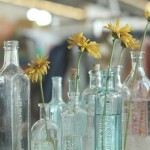 Vintage-Glass-Flower-Vases