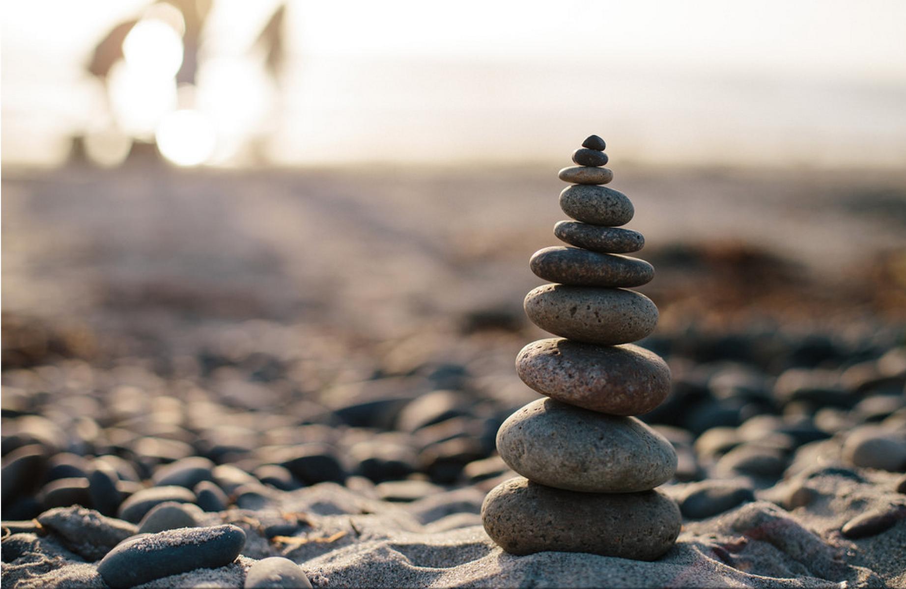 equilibrio na vida