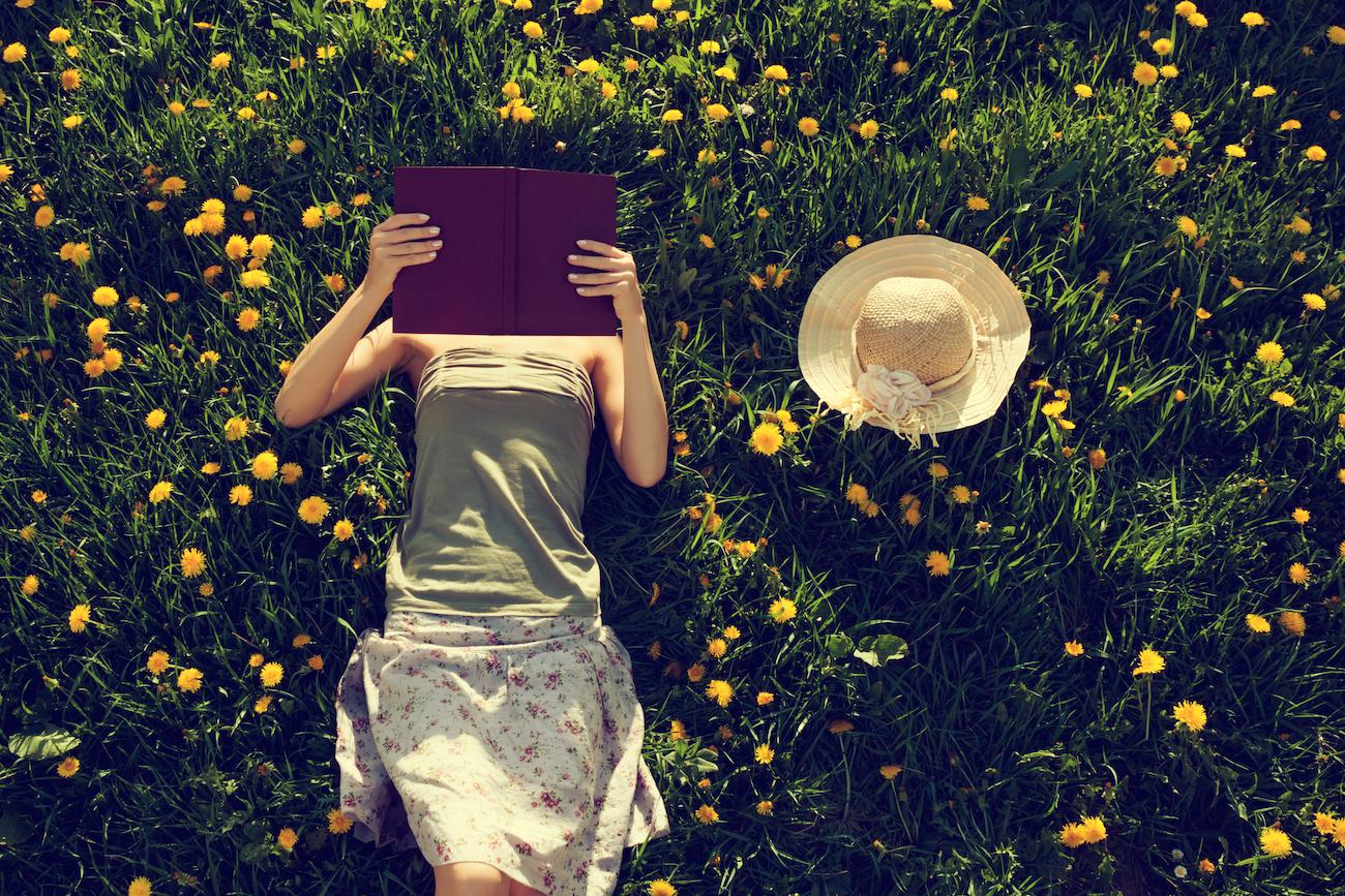 Leia um bom livro - Ambiente Vistoriado