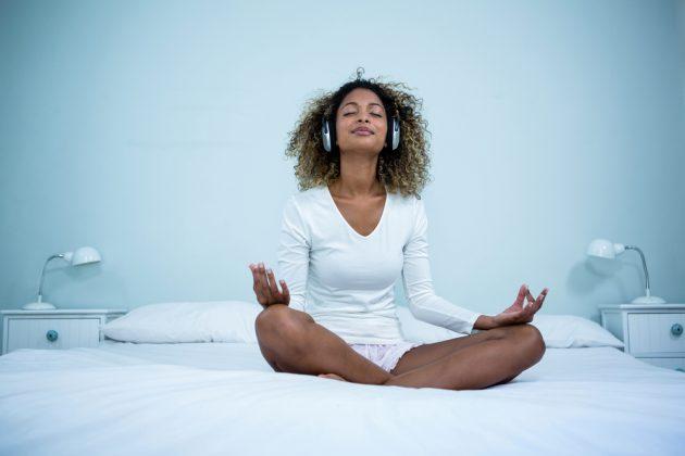 Meditação Rotina Matinal